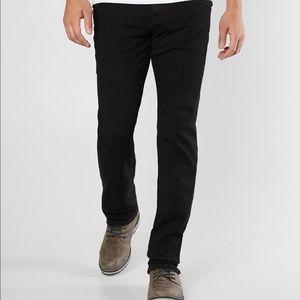 Rock Revivel Straight Black Jean 38